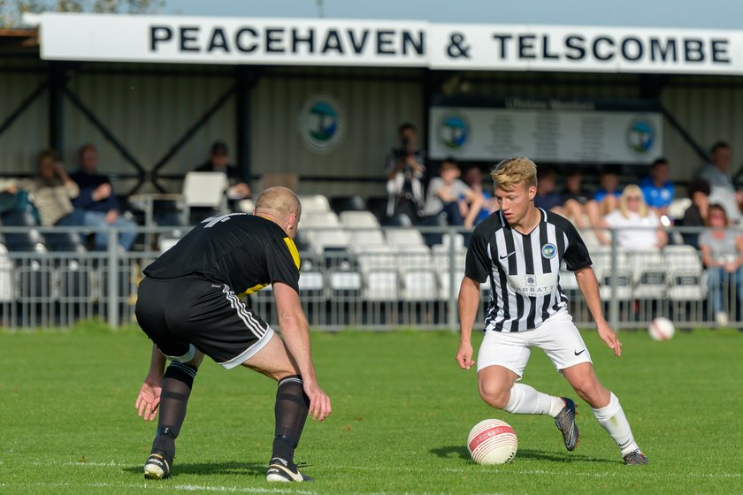 Under 23s go on the rampage