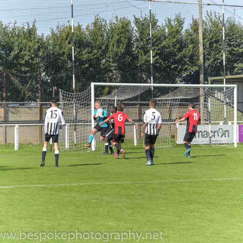 u18s vs AFC Varndeanians - Sunday 07.10.2018