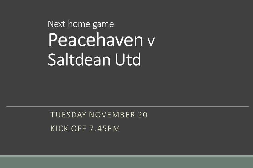 Local derby tonight