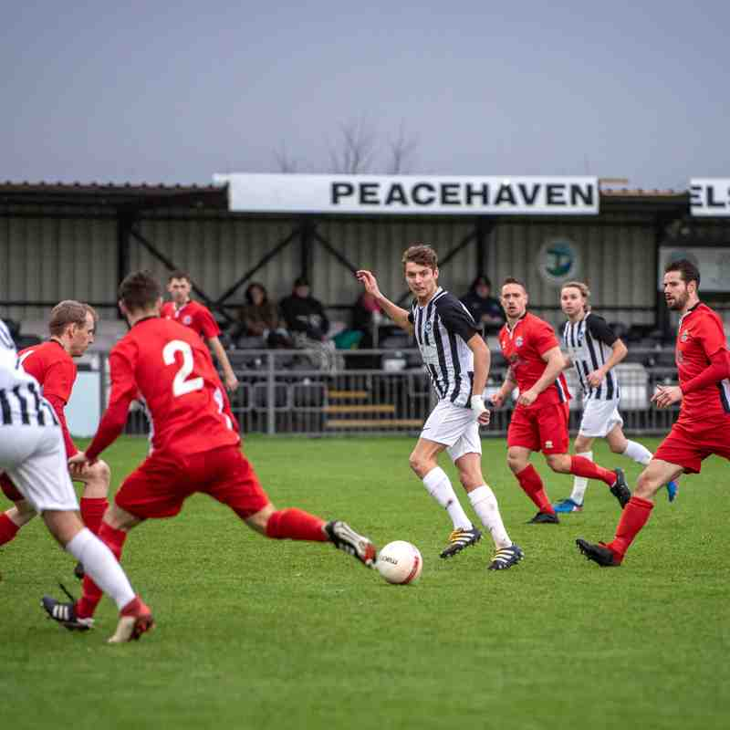 Peacehaven v Crawley Down Gatwick December 8 2018