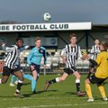 Peacehaven U18s go on the rampage