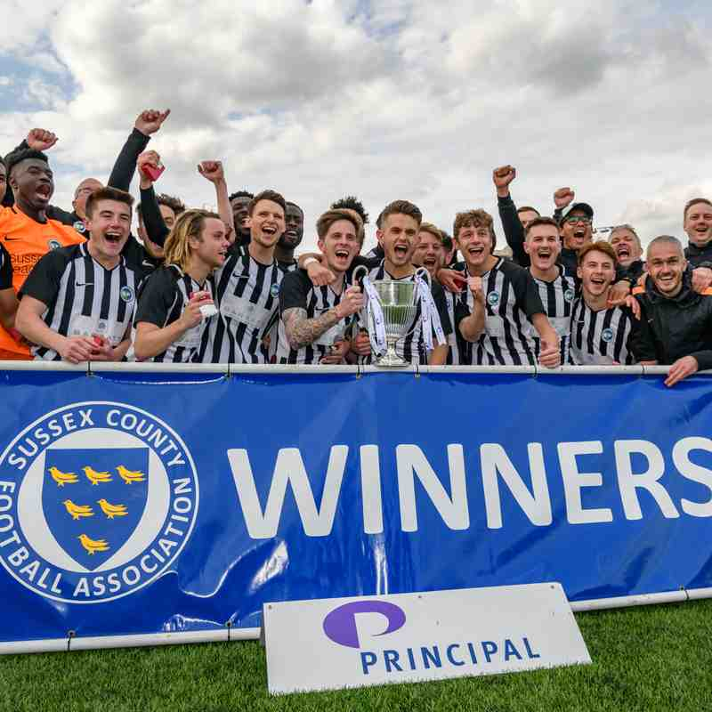 Peacehaven Haywards Heath RUR Cup Final May 2019