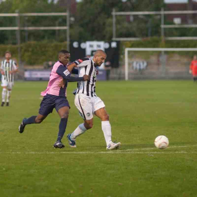 Dulwich Hamlet 3-1 Peacehaven & Telscombe