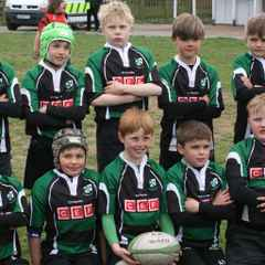 Under 9s Then and Now
