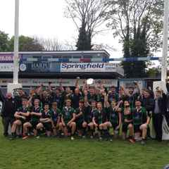 COLTS WIN NATIONAL PLATE