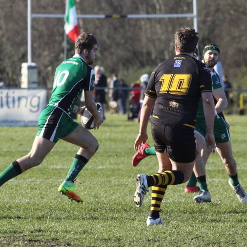1XV away at Bournemouth