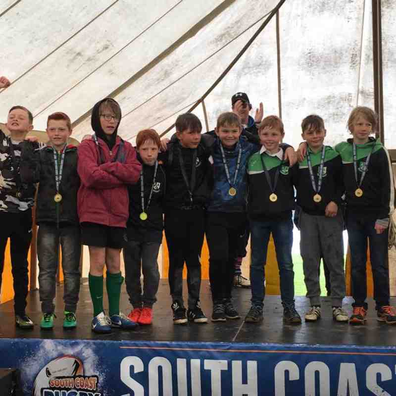 U10s South Coast Festival Day 2
