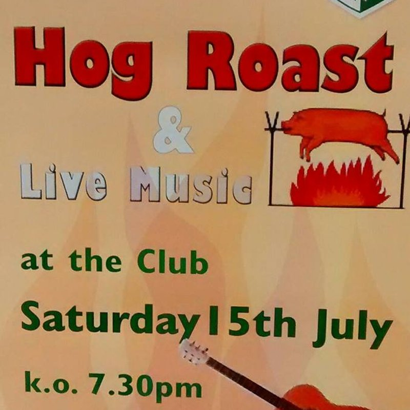 HOG-ROAST - PRESENTATION EVENING