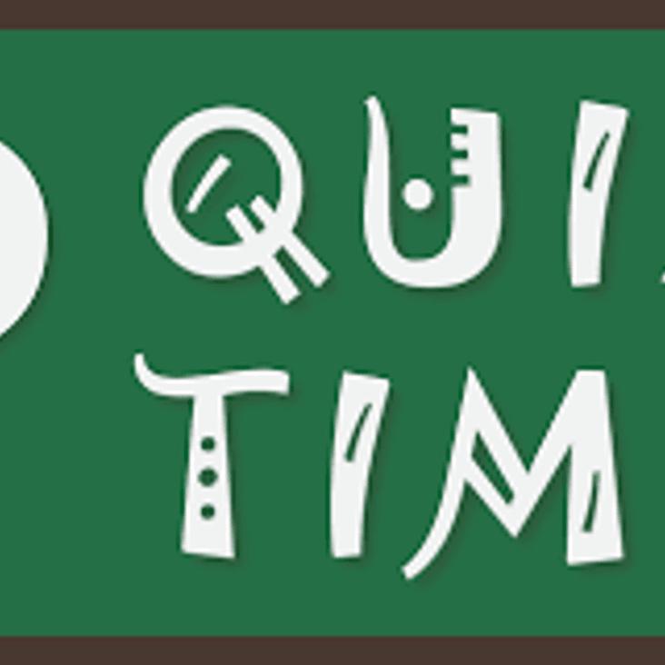 WPHC 2018 Quiz Night 17th November<