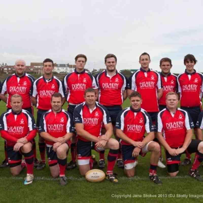 Seaford RFC 1XV Team Photographs 12.10.13 © Jane Stokes (DJ Stotty Images) For more photographs visit www.djstottyimages.com