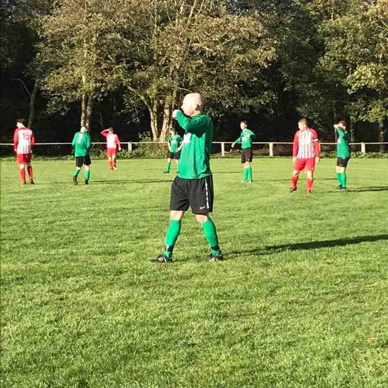Greenalls Res v FC St Helens res (H)