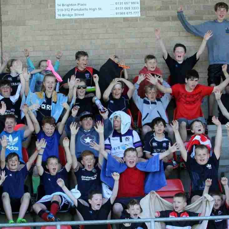 Lasswade Rugby Easter Camps