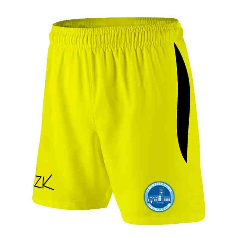 Ilminster Town FC Goalkeeper Shorts