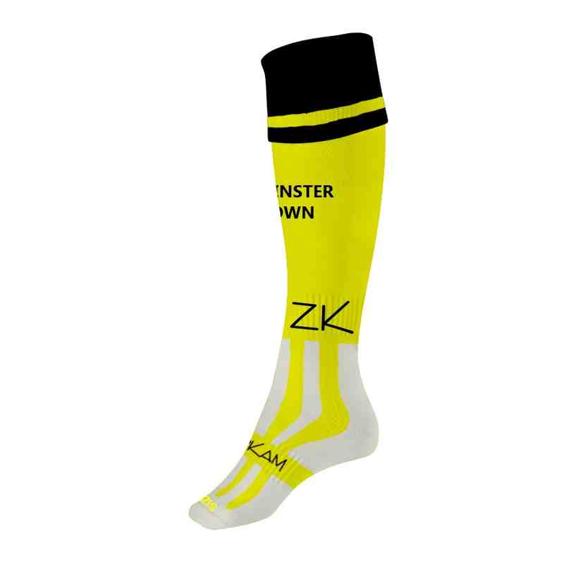 Ilminster Town FC Goalkeeper Socks