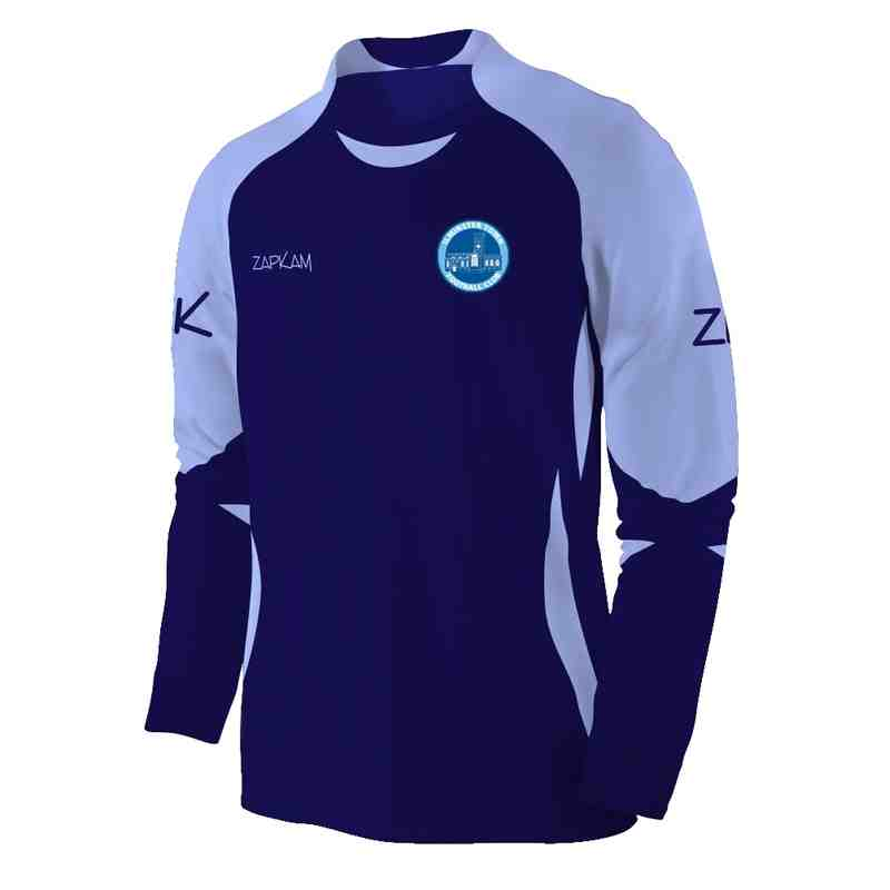 Ilminster Town FC Home Shirt