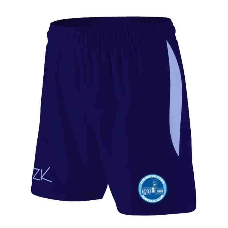Ilminster Town FC Home Shorts