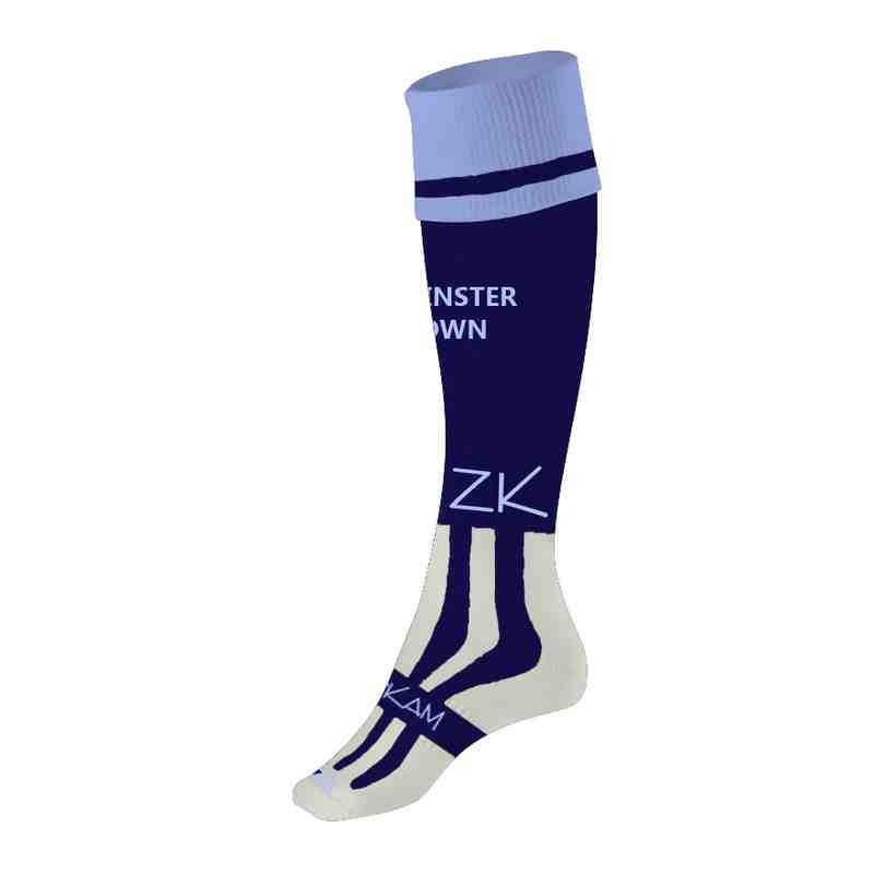 Ilminster Town FC Home Socks
