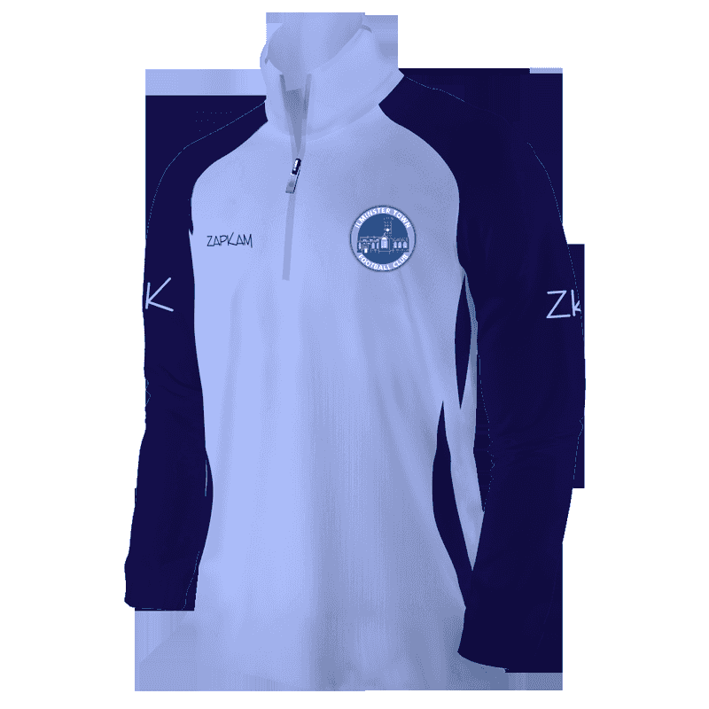 Ilminster Town FC Quarter Zip Training Top