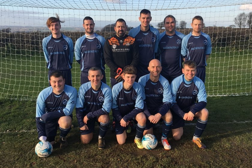 Ilminster Town 'A' Team beat Thorncombe Reserves 5 - 0
