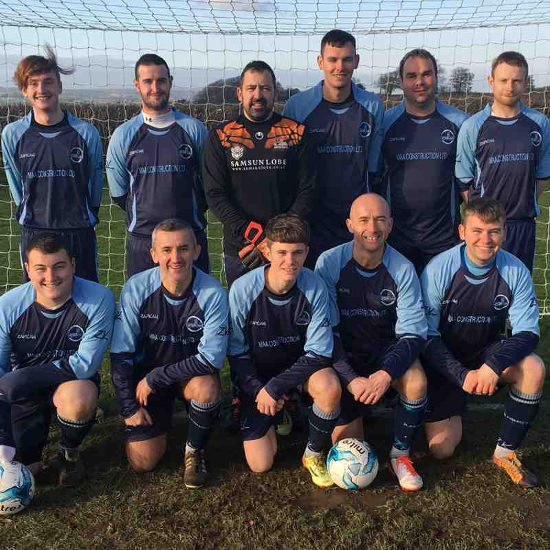 Ilminster Town A 2016-17