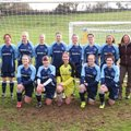 Ladies Score Late To Claim Third Spot