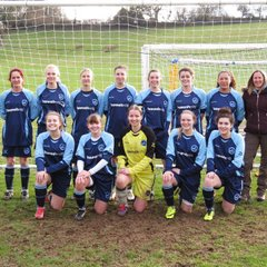 Ilminster Town Ladies Firsts 2016-17