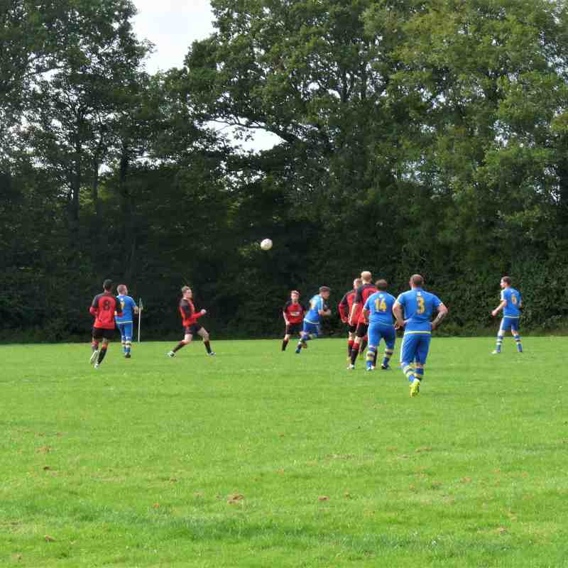 Offwell Rangers Vs. Ilminster Town Reserves - 02.09.17