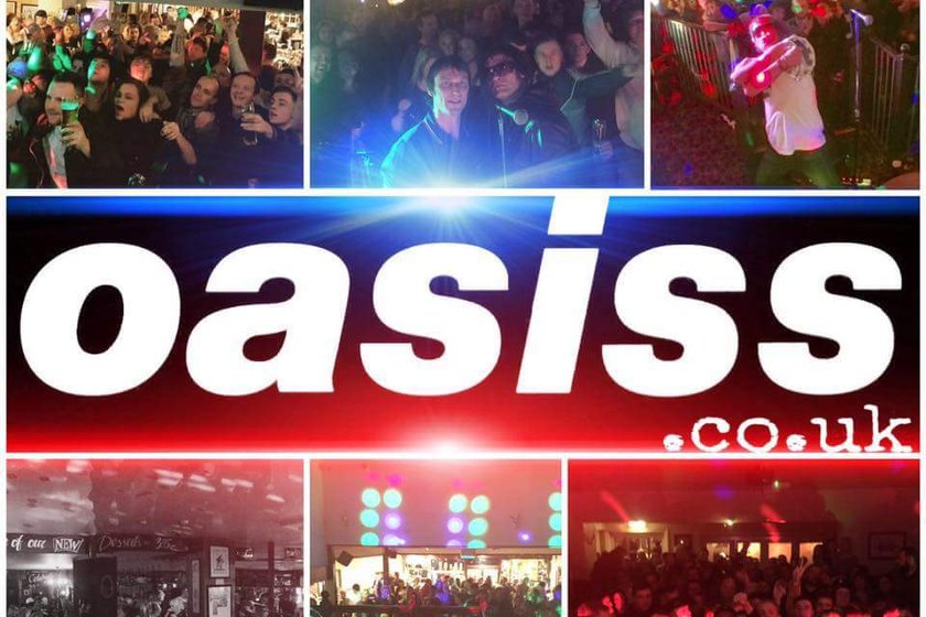 ITFC Present Oasiss @ The Shrubbery Hotel