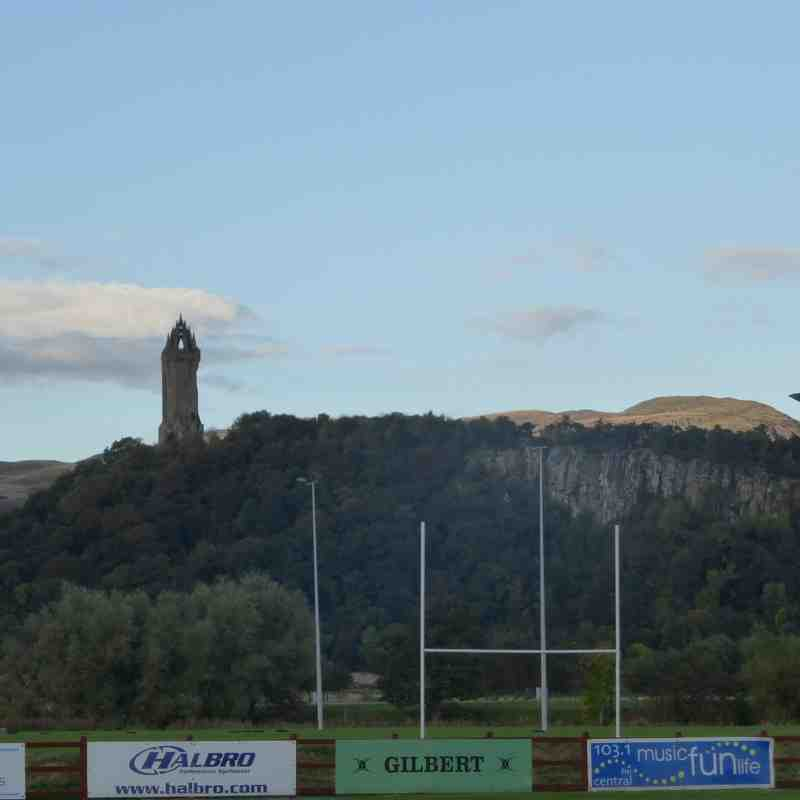 Stirling County v Hawks 4/10/14