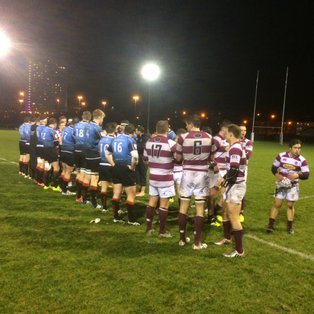 Five try win