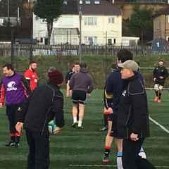 Hawks GHK session at Scotstoun