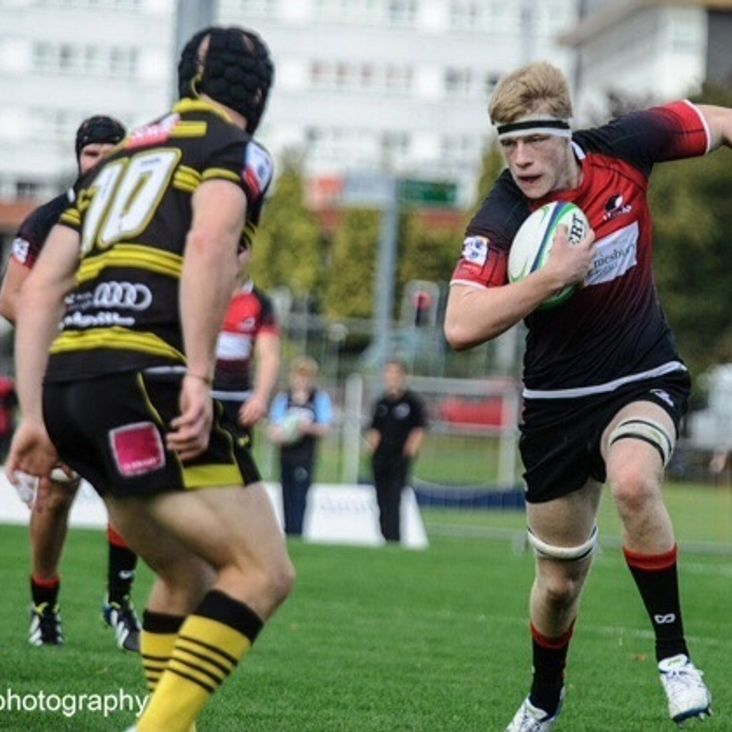 Davidson named in Falcons 7s Squad<