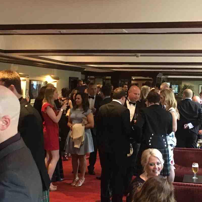 Hawks Awards Night Grosvenor Hilton