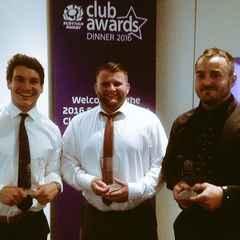 Third Award for Brendan
