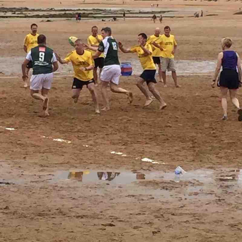 Elie Beach Rugby 2016