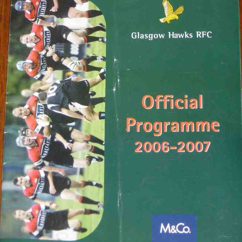 Hawks programmes over the years