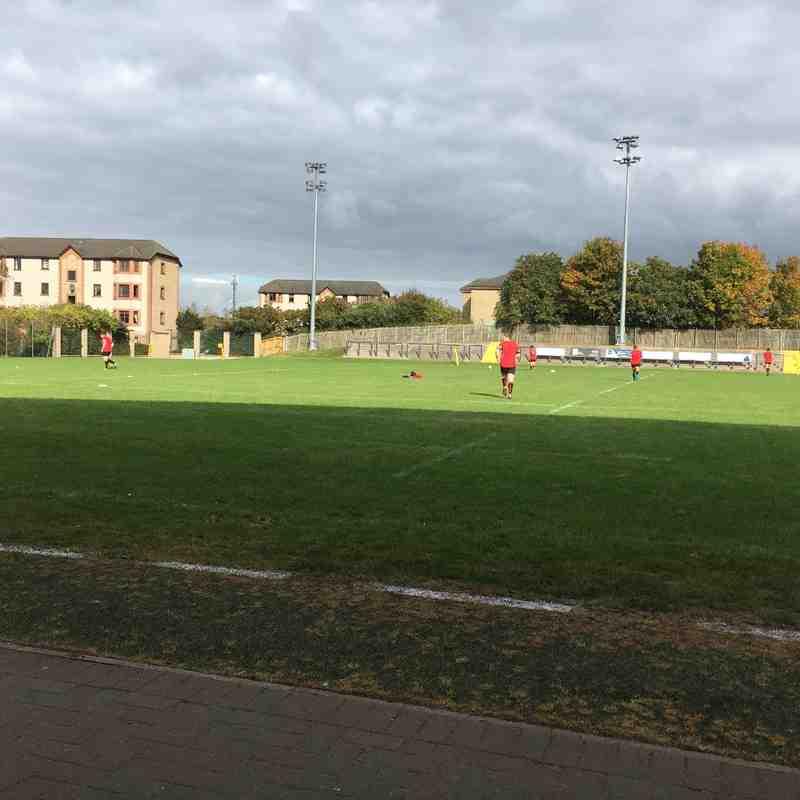 Hawks v Boroughmuir Oct 2016