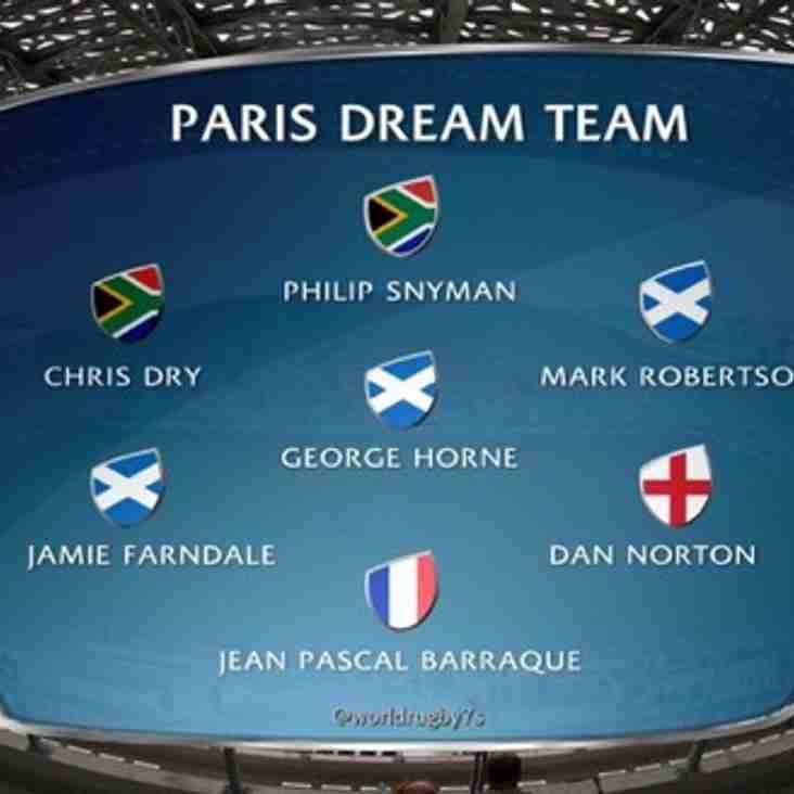 George in Dream Team