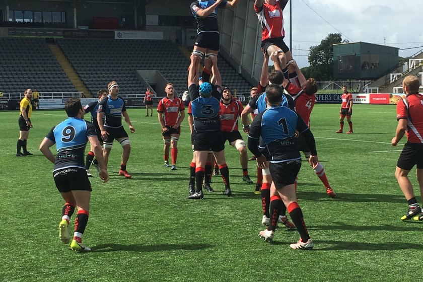 Match Report from Kingston Park