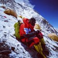 Ricky Munday conquers Everest