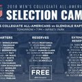 Sean in line for All American selection