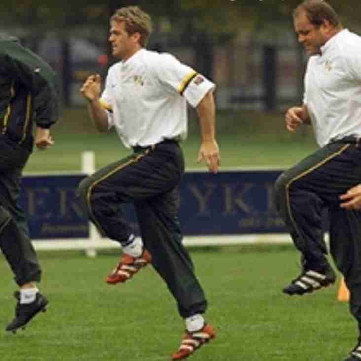 When the Boks played Hampden