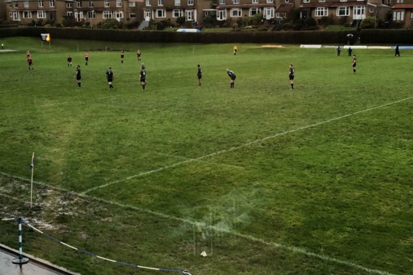 Offside Line reports from a damp Balgray