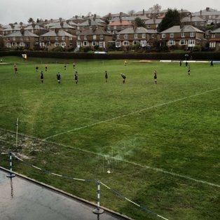 Lewis Stuart reports from a dreich Balgray