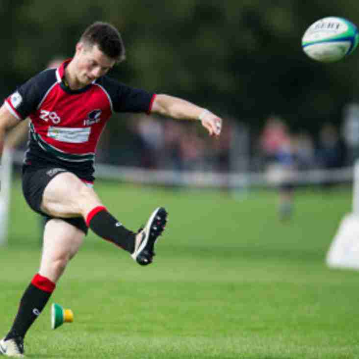 George Horne resigns for Glasgow