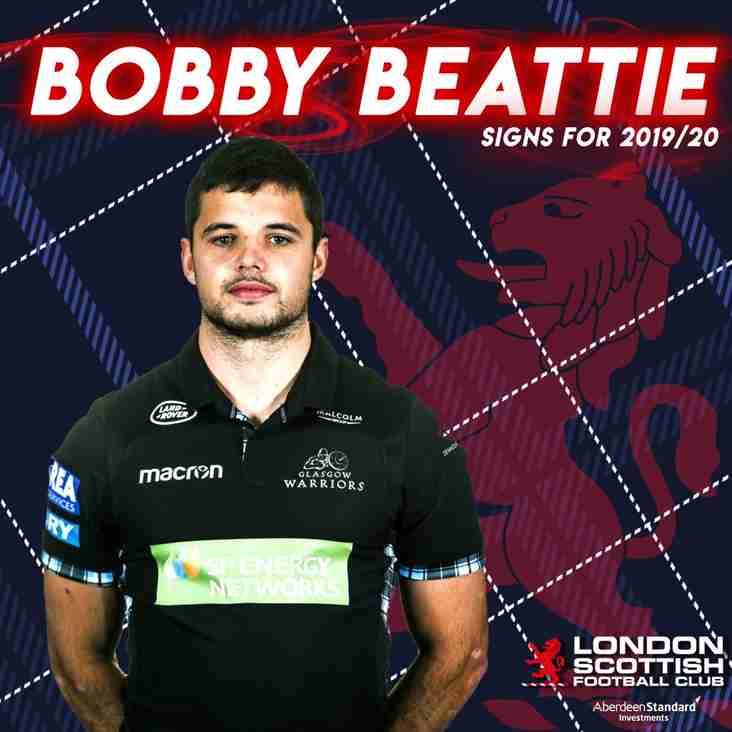 Beattie commits to Scottish