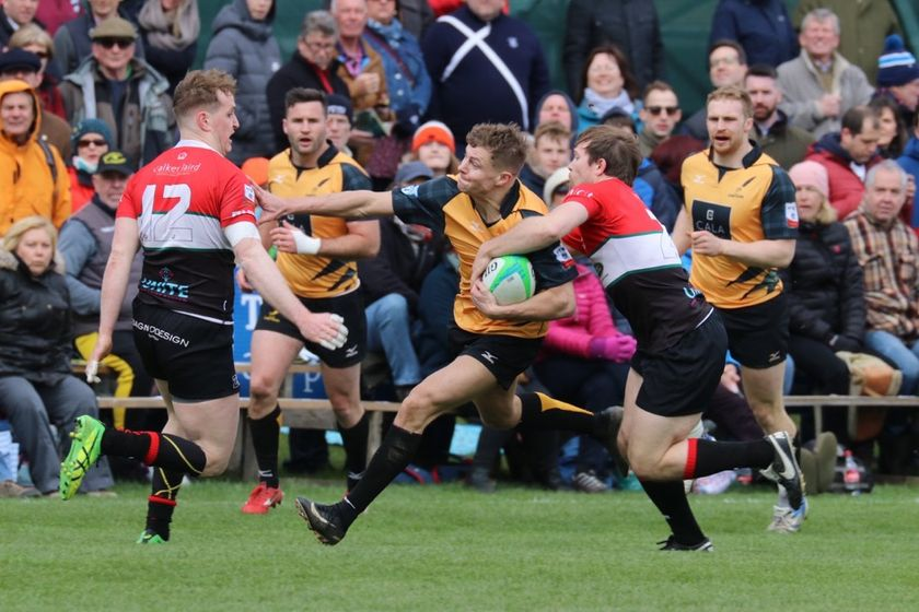 Hawks lose to Currie at Melrose 7s