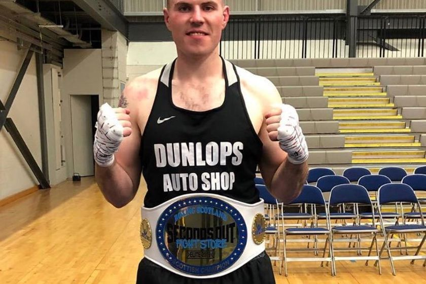 Former Hawk takes Super Heavyweight Title