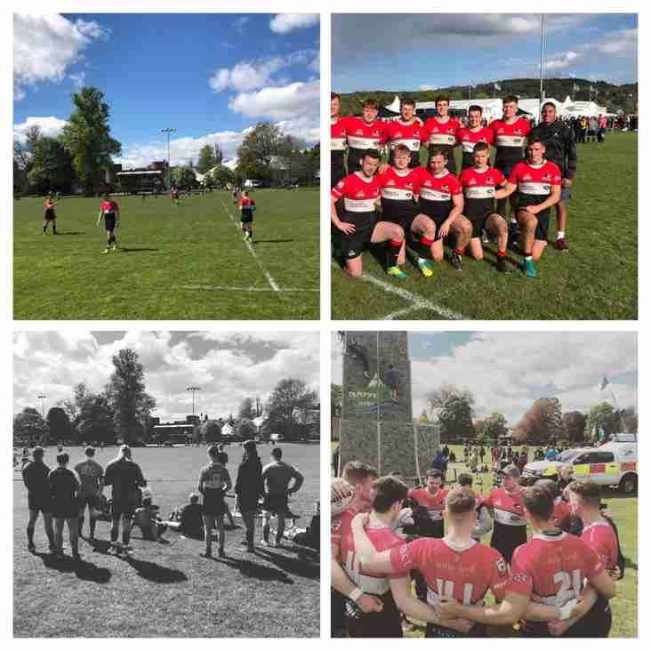 Hawks lose in Final of Perthshire 7s