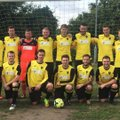 Gas Recreation 2 - 2 KELVEDON SOCIAL FOOTBALL CLUB